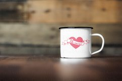 Be Mine - Cut File Product Image 3