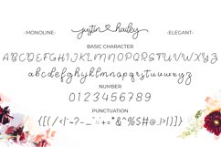Justin Hailey - Monoline Calligraphy Love Product Image 3