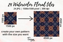 Abstract Zentangle Pattern Tiles   abstract background Product Image 2