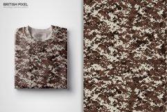 British Pixel Camouflage Patterns Product Image 6