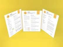 Letter Size Paper Mockup Template Vol 4 Product Image 4