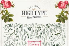 Mightype Handlettering Font Pack Product Image 6