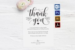 thank you tag, TOS_66 Product Image 1