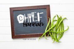 Kitchen - Font Duo of Silly Kitchen Letters & Doodles Product Image 2