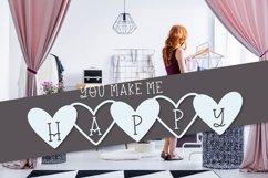 Kiary - A Handwritten Heart Font Duo Product Image 5