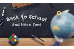 Chalkboy - Handwritten Chalk Font Product Image 2