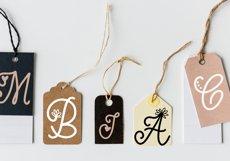 Handwritten Monogram Font - Four Styles Product Image 5