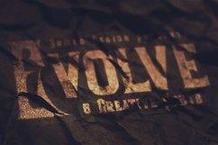 Evolve - Vintage Style Font Product Image 5