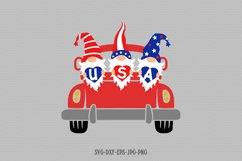4th of July Gnomes svg, Patriotic Gnomes svg, gnomes svg Product Image 2