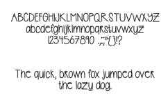Web Font Cheerleader Product Image 2