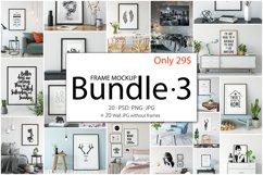 Frame Mockup Bundle Vol 3 Product Image 1