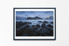 Misty Stones - Wall Art - Digital Print Product Image 4