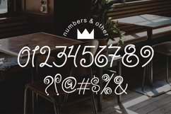 Serasa - Display Font Product Image 3