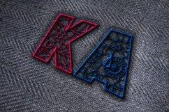KEYZHA Mandala Font Product Image 13