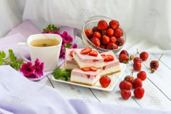 """A bundle of 6 high resolution food photo """"Delicate dessert"""" Product Image 5"""