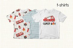 Fire Fighter kids collection Product Image 3