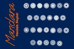 Mandara - Mandala Dingbat Product Image 1