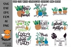 Plant Lover Bundle SVG Product Image 1