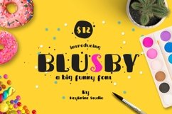 BLUSBY Product Image 1