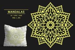 Mandalas Cut File Product Image 1