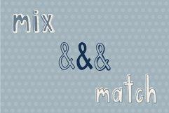 Boston Cream Serif and Sans Web Font Product Image 3