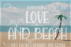 LOVE AND BEACH Product Image 1