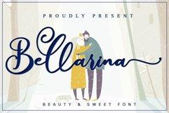 Bellarina // Wedding Font - WEB FONT Product Image 1