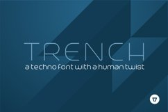 Trench Product Image 1