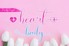 Heart Haily Product Image 1