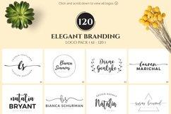 120 Elegant Branding Logo Pack Product Image 5