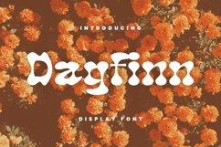 Web Font Dagfinn Font Product Image 1