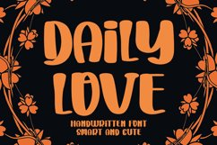 Daily Love Product Image 1