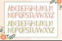 Dandelion Monogram Product Image 3