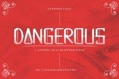 Dangerous Product Image 1