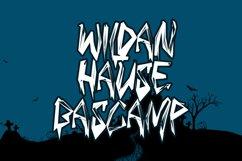 Dark Mind - Halloween Horror Font Product Image 6