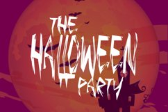 Dark Mind - Halloween Horror Font Product Image 5