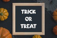 Dark Flame - Halloween Display Font Product Image 5