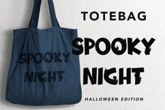 Dark Flame - Halloween Display Font Product Image 3