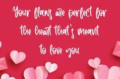 Darleen Beloved - Beauty Handwritten Font Product Image 2