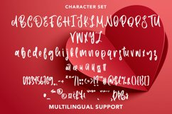 Darleen Beloved - Beauty Handwritten Font Product Image 4
