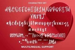 Web Font Darleen Beloved - Beauty Handwritten Font Product Image 5