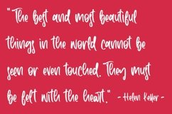 Web Font Darleen Beloved - Beauty Handwritten Font Product Image 4