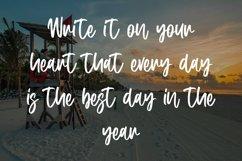 Web Font Daylight - Beauty Script Font Product Image 5