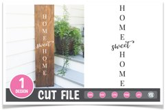 Home Sweet Home SVG Product Image 1