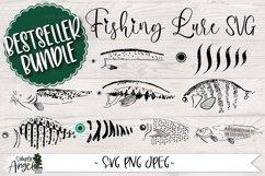 BESTSELLER BUNDLE Fishing Lure SVG Bundle Product Image 1
