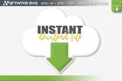 Rhinestone template Editable Skinny TTF Font by Artworks SVG Product Image 3