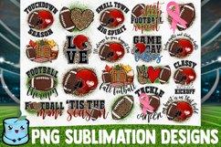 Football Sublimation Bundle - Football Sublimation Designs Product Image 1