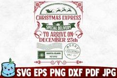 Santa Sack SVG Bundle - Santa Gift Bags Product Image 3