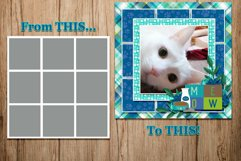 Basic Templates for Scrapbooking Product Image 2