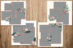 Simply Stacked Digital Scrapbooking Templates Product Image 2